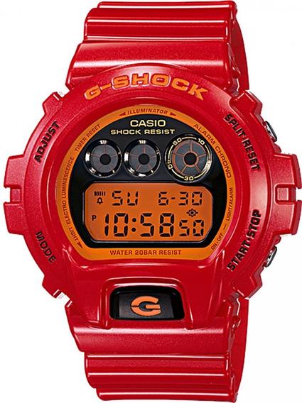 Relógio G-shock Dw-6900cb-4ds 100% Original