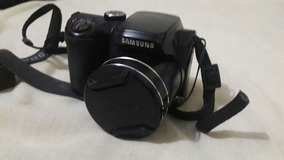 Câmera Samsung Wb100 Semi Profissional