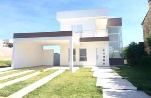 Casa Residencial À Venda, Condomínio Reserva Dos Vinhedos, Louveira. - Ca1862