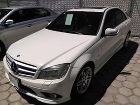 Mercedes Benz C300 Sport 2010 Blanco S: Aa321028