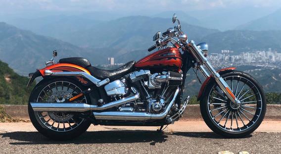 Harley Davidson Cvo Breakout 2014