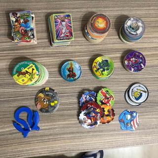 Lote De 206 Tazos Pokémon, Digimon, Yu Gi Oh E Copa Toon