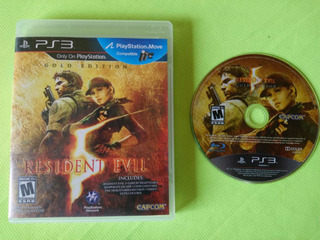 Resident Evil Gold Edition Garantizado (completo)