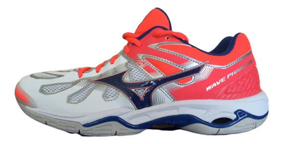 Tenis Mizuno Wave Phantom Volleyball, Voleibol Volibol Voley