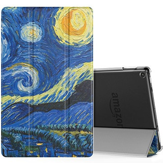 Moko Funda Tablet Amazon Fire Hd 10.1 Auto Wake/sleep