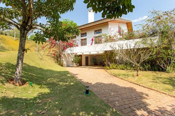 Casa Condomínio Alto Padrão Com 4 Dormitórios Suítes À Venda, 782 M² Por R$ 5.390.000 - Quinta Da Baroneza Ii - Bragança Paulista/sp - Ca0985 - Ca0985