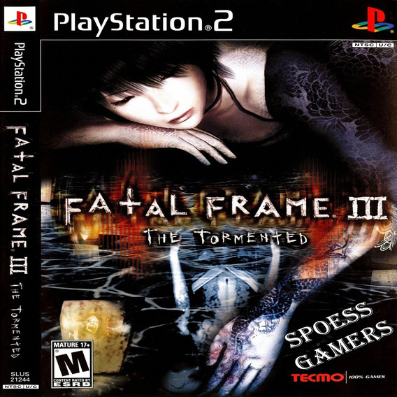 Fatal Frame 3 The Tormented Ps2 Patch ( Terror ) Patch