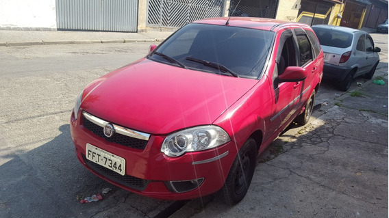 Fiat Palio Weekend 2013 1.4 Attractive Flex 5p