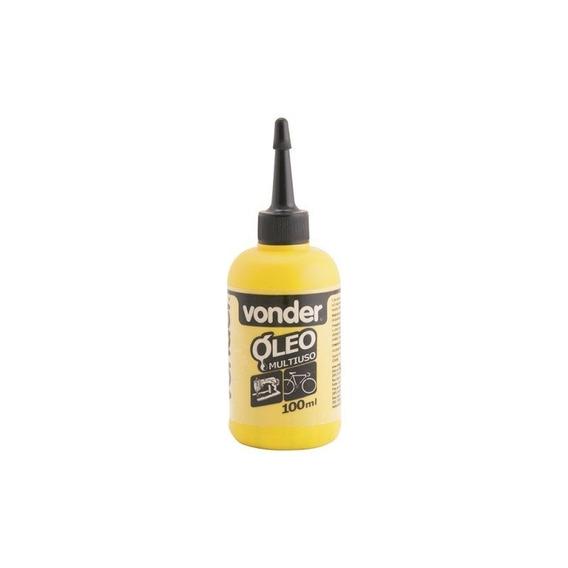 Oleo Multi Uso 100ml Para Maquinas 5199040243