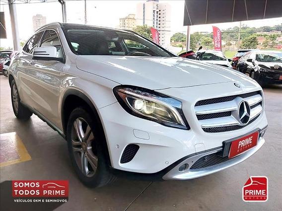 Mercedes-benz Gla 200 1.6 Cgi Enduro 16v Turbo