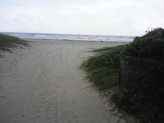 Terreno Lado Praia Em Itanhaém
