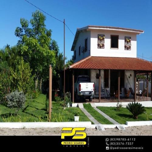 Imagem 1 de 20 de Sítio À Venda, 10000 M² Por R$ 740.000,00 - Centro - Sobrado/pb - Si0013