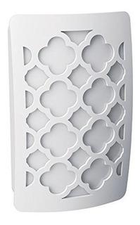 Westek Plugin Led Night Light Placa De Pared Decorativa Cubi