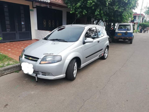 Chevrolet Aveo Gti 3p Esp Full Eq