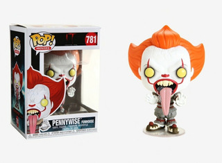 Funko Pop! Movies It Chapter 2 Pennywise With Dog Tongue