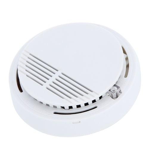 Alarme Fumaça Incêndio Sensor Detector Monitor Envio Rápido