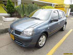Renault Clio Expression 1.6 Automatico Aa
