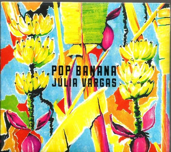 Cd - Julia Vargas - Pop Banana