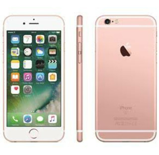 iPhone 6s Rosa Ouro De 64 Gigas