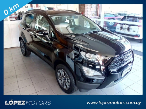 Ford Ecosport 1.5 Freestyle M/t