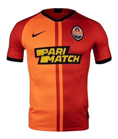 Camiseta Shakhtar Donetsk 2019 Nike