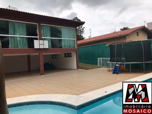 Imagem 1 de 30 de Oportunidade  Linda Casa, Condomínio Fechado Parque Da Fazenda. - 23051 - 34758812