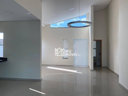 Imagem 1 de 26 de Casa Com 3 Dormitórios À Venda, 164 M² Por R$ 680.000,00 - Condomínio Lagos D'icaraí - Salto/sp - Ca2261