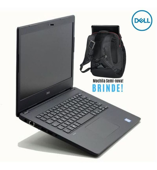 Notebook Gamer Dell Core I7 8gb 500gb