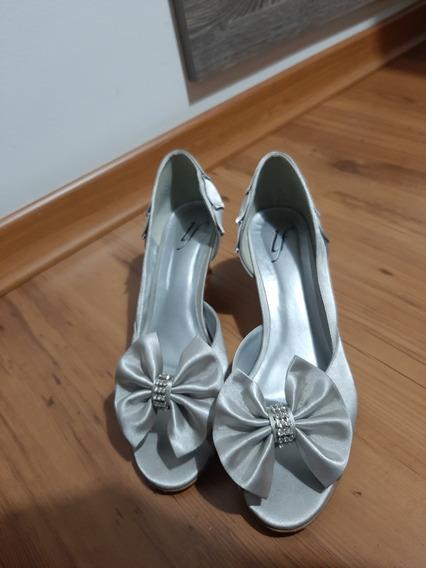 Sapato De Noiva Tamanho 40