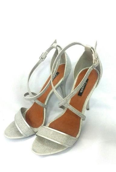 Sandália Salto Para Casamento Festa Madrinha Convidada