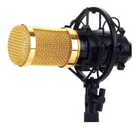 Microfone Profissional Bm 800