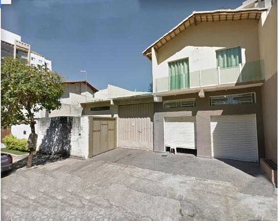Excelente Casa De 134m², Dois Pavimentos, Sendo O 1º Com Área De 149m² Divididos Em Duas Lojas! - 7141