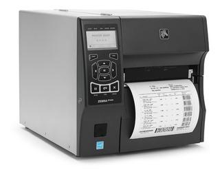 Impresora Industrial Zebra Zt-420 203dpi Usb Ethernet Bluet