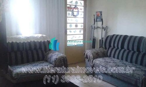 Apartamento A Venda No Bairro Cooperativa Em São Bernardo - 546-1