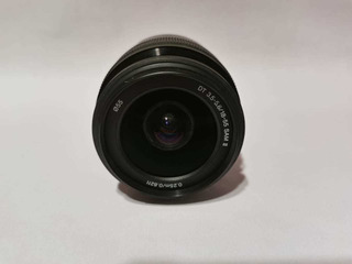 Lente Basico Sony 18-55mm, Montura A