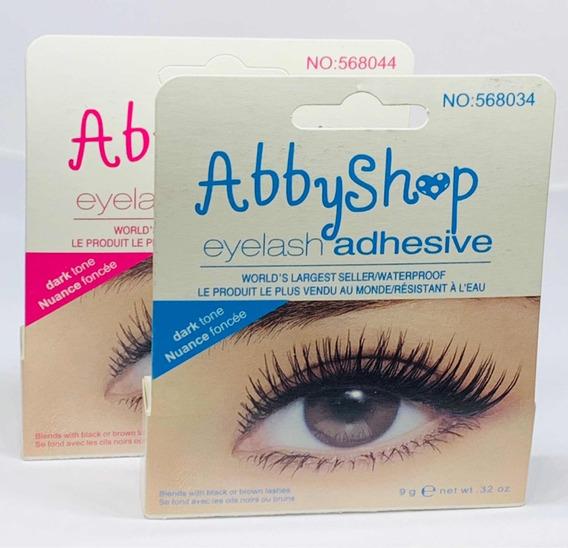 Pegamento O Adhesivo Para Pestañas Abby Shop De Mayoreo!!