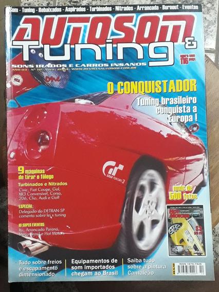Revista Autosom E Tuning - N° 10 Abril/2004