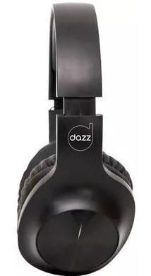 Headphone Dazz Pro Sonic Bluetooth, Preto - 6013318