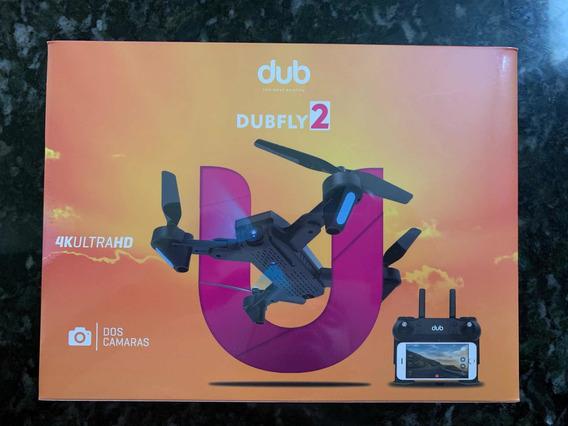 Drone Dubfly2 Câmera 4k Ultra Hd Kit Premium
