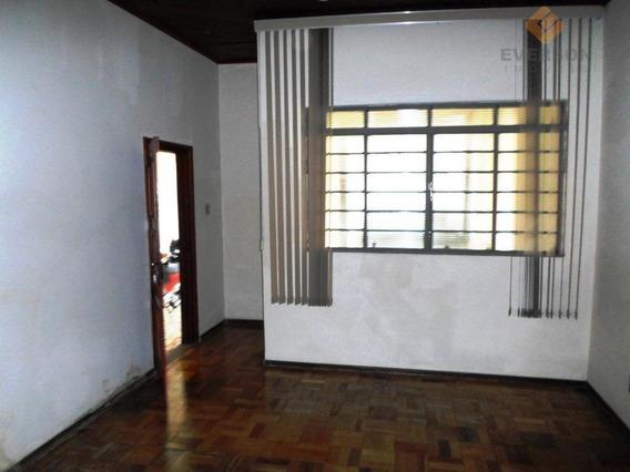 Sala Comercial Para Locação, Centro, Rio Claro - Sa0039. - Sa0039