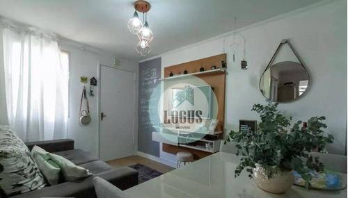 Imagem 1 de 16 de Apartamento Com 2 Dormitórios À Venda, 49 M² Por R$ 255.000,00 - Baeta Neves - São Bernardo Do Campo/sp - Ap1750