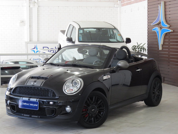 Mini Roadster 1.6 S 16v Turbo Gasolina 2p Automático