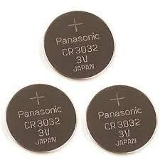Batería Panasonic, Litio Botón Celular Br3032-br 3032 (3