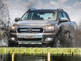 Ford Ranger Nafta 2.5l Cd 4x2 Xlt 2018