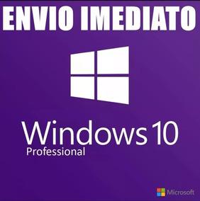 Windows 10 Pro Chave Licença Original Fpp Envio Imediato