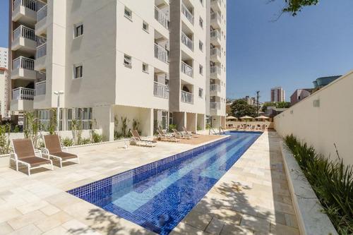 Imagem 1 de 15 de Apartamento Para Venda Em Santo André, Jardim Bela Vista, 2 Dormitórios, 1 Suíte, 2 Banheiros, 1 Vaga - Inopista