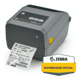 Impresora Etiqueta Zebra Zd420 + Insumos Ideal Mercado Flex