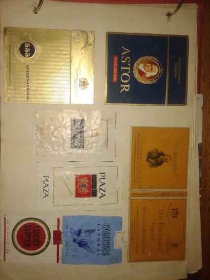 Cajas De Cigarrillos. Colección.