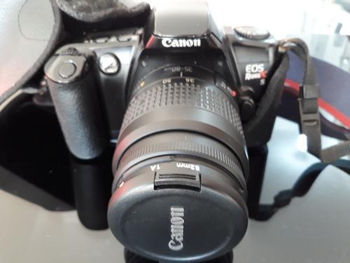 Camera Canon Rebel X Analogica Em Otimo Estado.