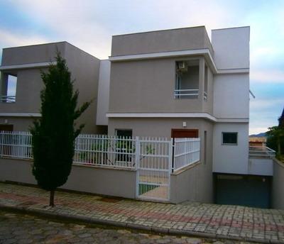Casa Em Ingleses Do Rio Vermelho, Florianópolis/sc De 190m² 3 Quartos À Venda Por R$ 450.000,00 - Ca282811